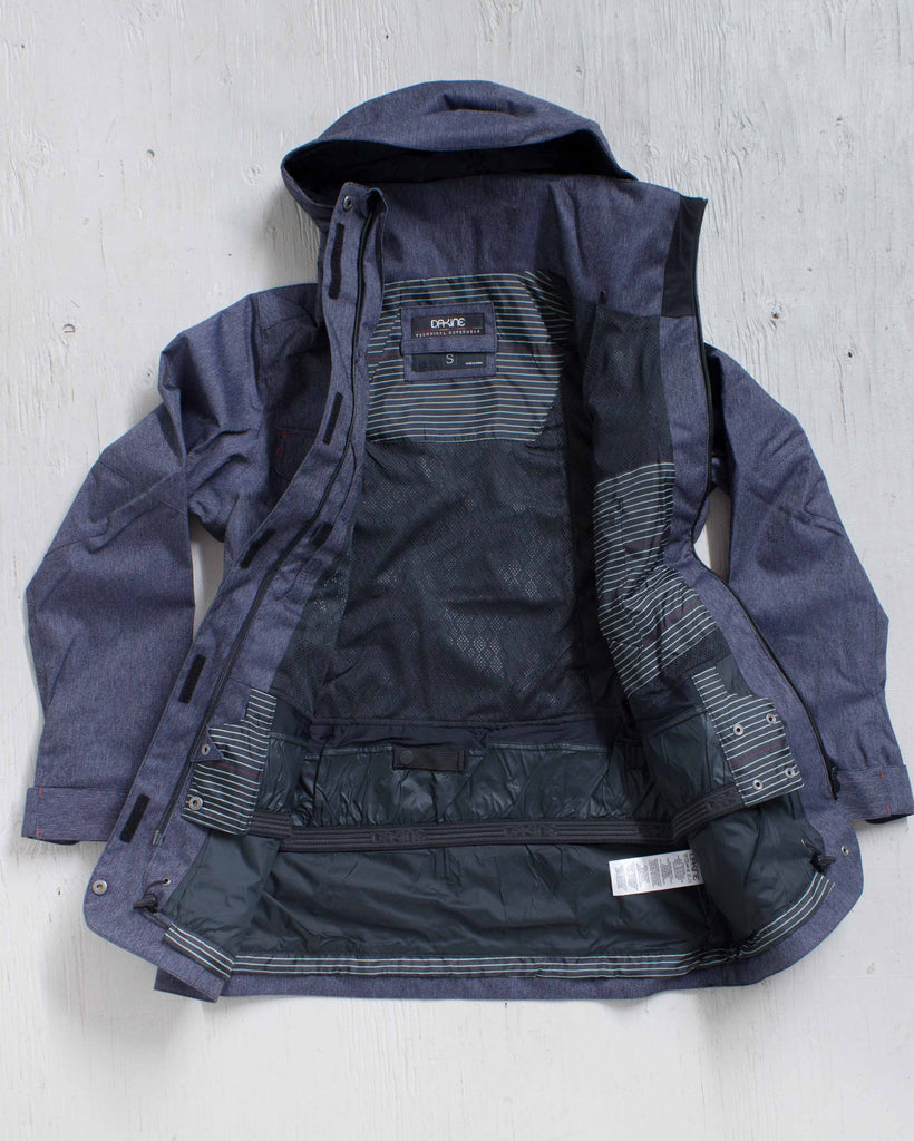 DAKINE -CANYONS JACKET DENIM  - 2