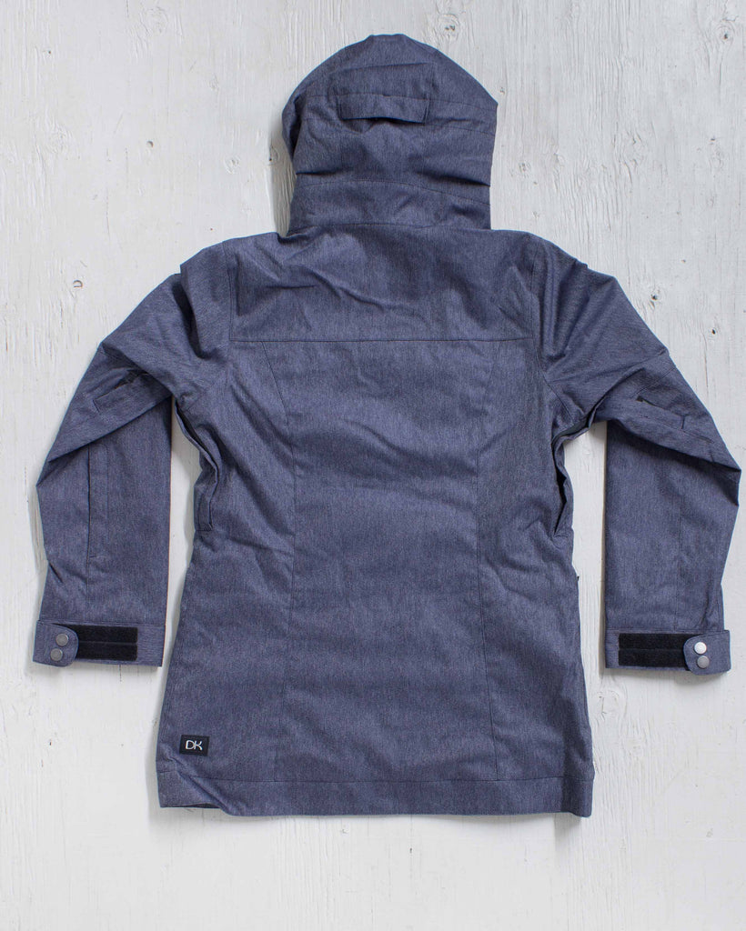 DAKINE -CANYONS JACKET DENIM  - 3