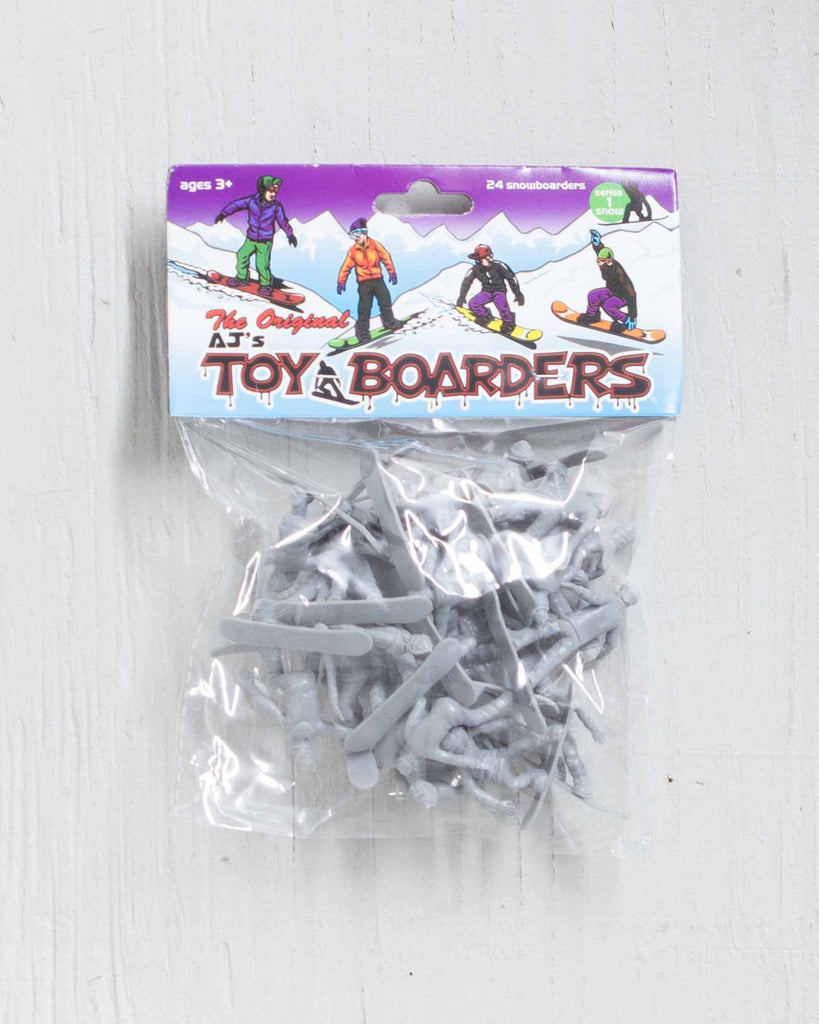 Various TOYS BOARDERS SNOW SERIES 1 GRAY