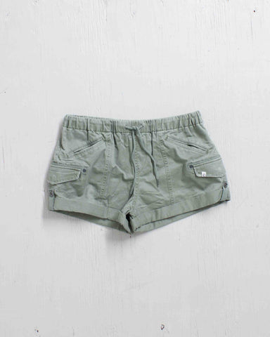 STASH SHORT ARMY GREEN