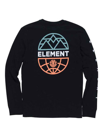 TERRA LS FLINT BLACK