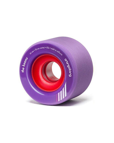 THE KEANU PURPLE 83A 66MM