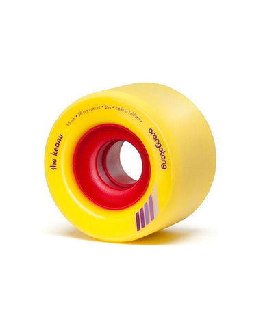 THE KEANU YELLOW 86A 66MM