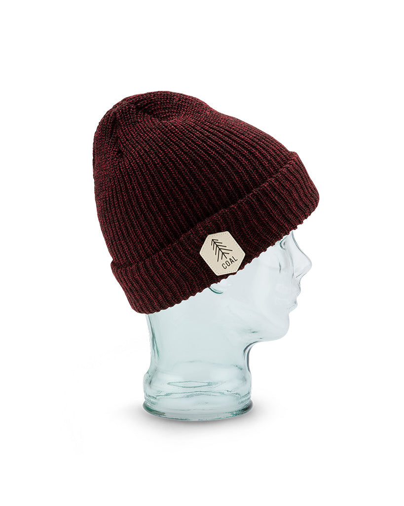 COAL THE SCOUT DARK BURGUNDY Beanie