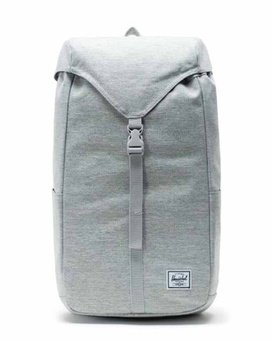 THOMPSON BACKPACK LIGHT GREY CROSSHATCH