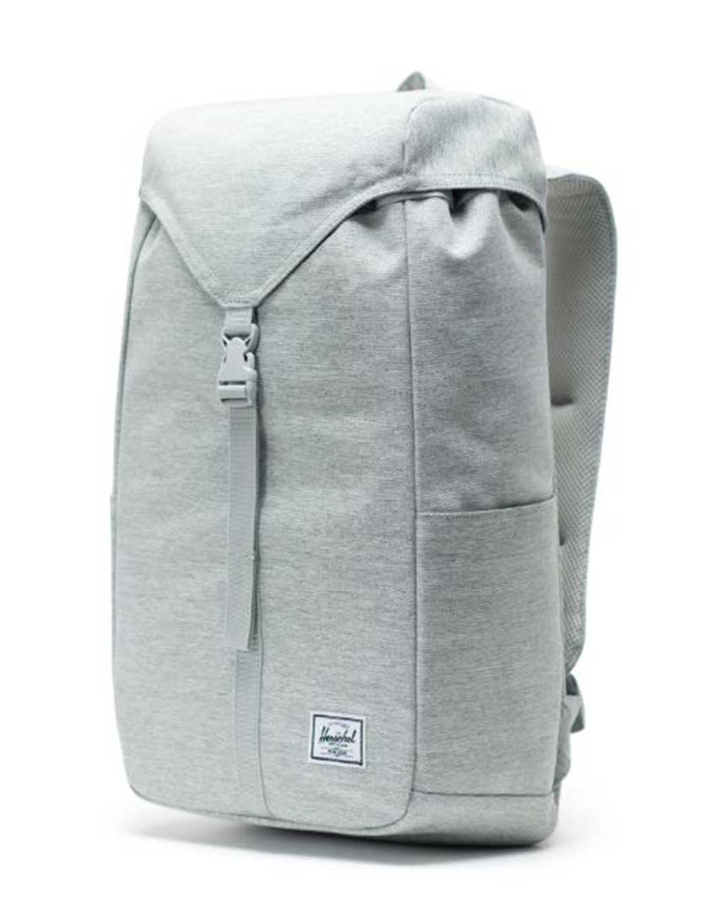 Backpack HERSCHEL THOMPSON LIGHT GRAY CROSSHATCH