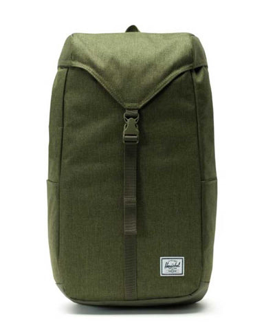THOMPSON BACKPACK OLIVE NIGHT CROSSHATCH