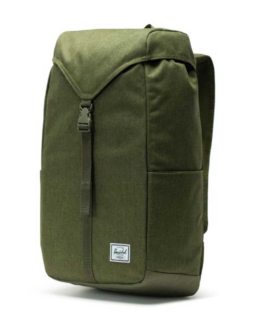 Backpack HERSCHEL THOMPSON BACKPACK OLIVE NIGHT CROSSHATCH
