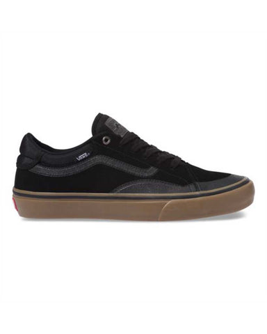 VANS TNT ADVANCED PROTOTYPE BLACK-GUM SHAKTE SHOES