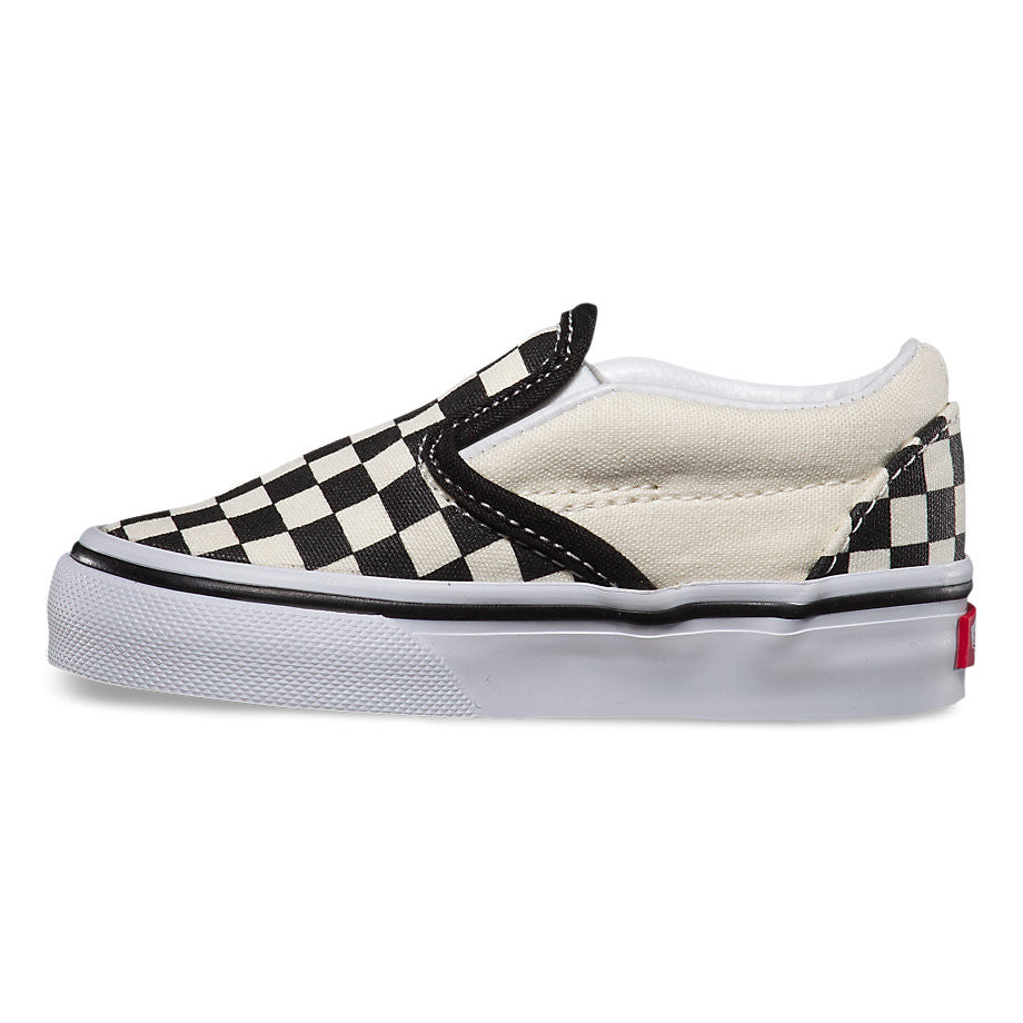 VANS Shoes TODDLER CLASSIC SLIP-ON CHECKERBOARD