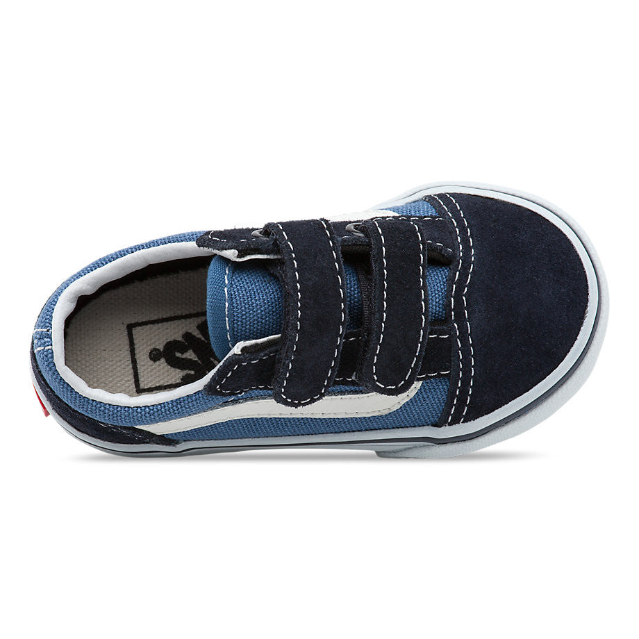 VANS shoes TODDLER OLD SKOOL V NAVY