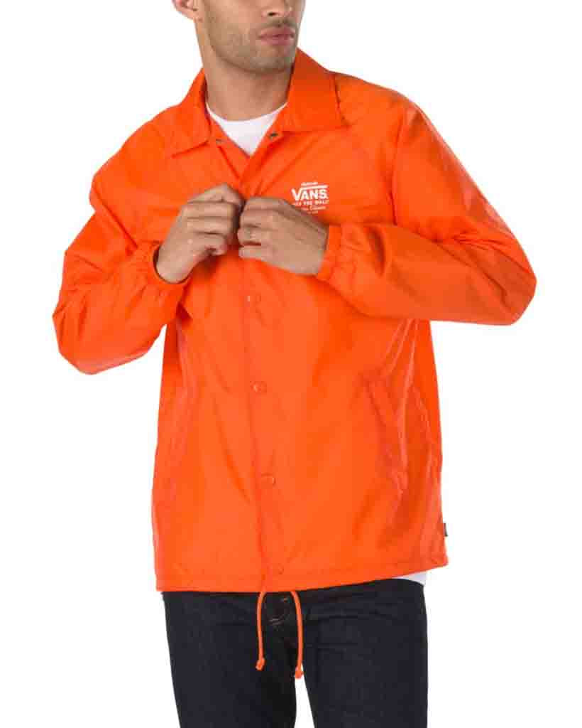 Coat VANS TORREY COACHES JACKET FLAME