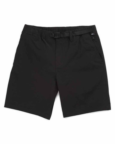 TRAILS 19 SHORT BLACK