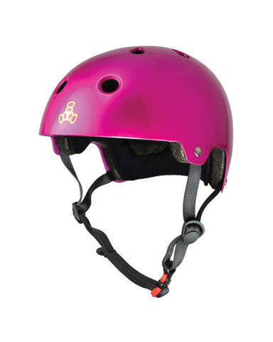 BRAINSAVER DUAL CERTIFIED METALLIC PINK