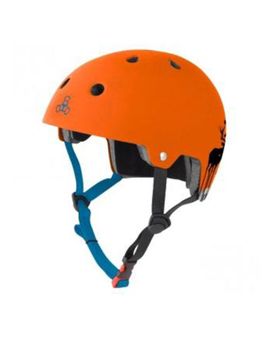 BRAINSAVER DUAL CERTIFIED ORANGE RUBBER
