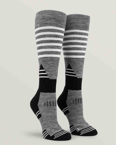 TUNDRA TECH SOCK - CHARCOAL HEATHER
