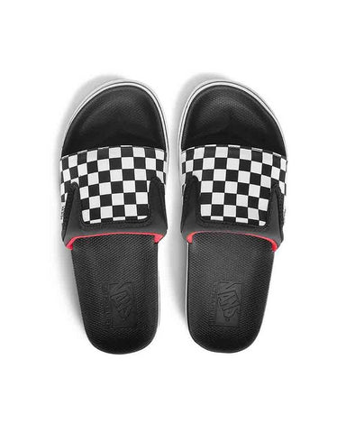 ULTRACUSH SLIDE-ON CHECKERBOARD