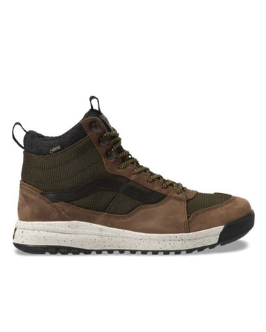 ULTRARANGE MTE HI GORETEX GREEN-BROWN