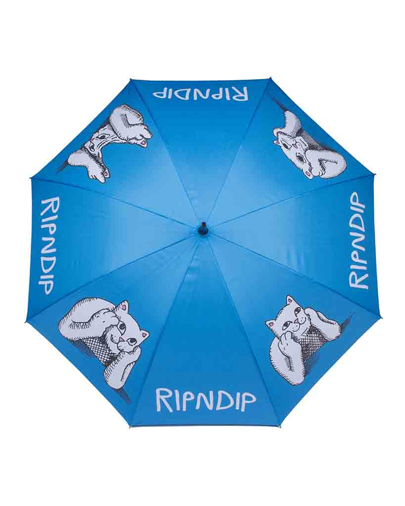 Divers RIPNDIP UMBRELLA STONER BLUE