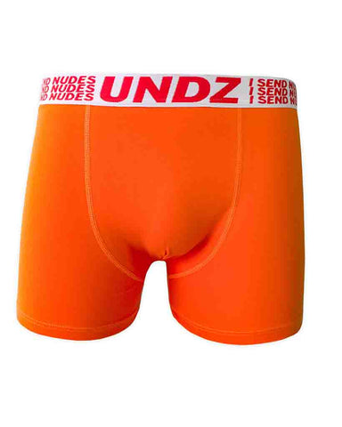 ORANGE COTTON BY UNDZ COTTON EDITION