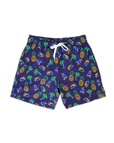 SWIMTRUNK TROPICAL