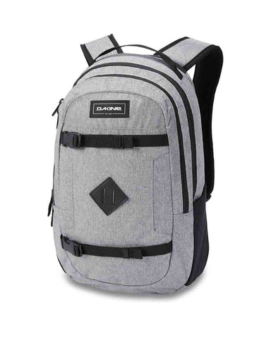 URBN MISSION PACK 18L GRAYSCALE