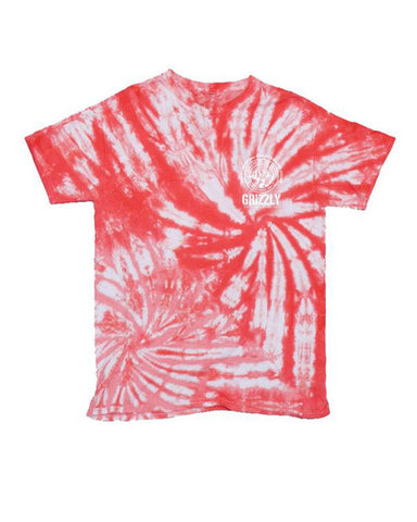 HIGH WINDS TIE DYE RED