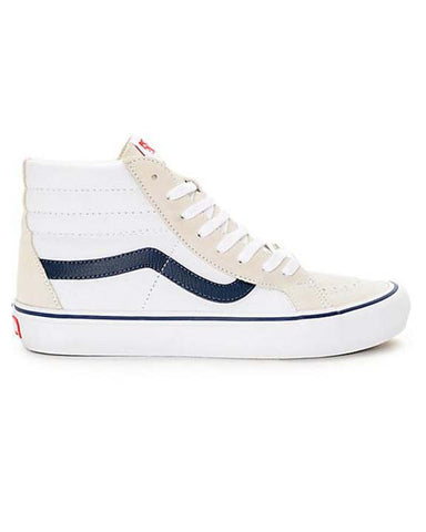 SK8-HI REISSUE PRO 50TH '81 WHITE / NAVY