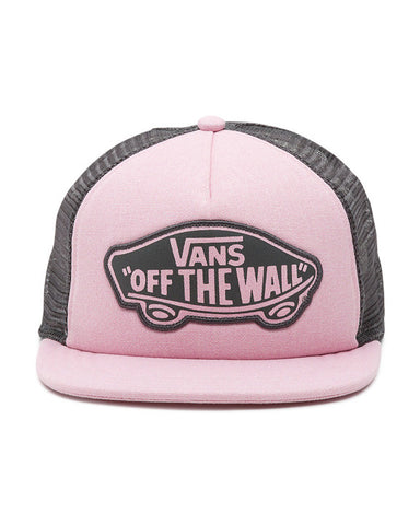 BEACH GIRL TRUCKER LADY PINK/PHANTOM