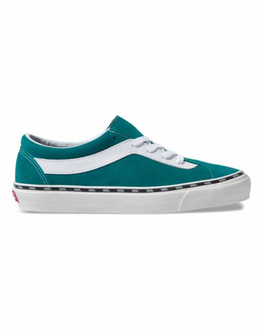 VANS VANS BOLD NEW ISSUE QUETZAL GREEN-TRUE WHITE SKATE SHOES