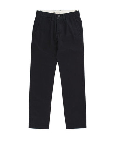 BOYS AUTHENTIC CHINO BLACK