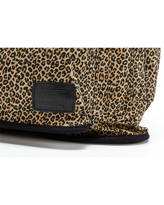 CHAMBERS PRINTED LEOPARD