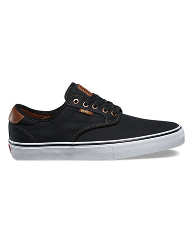 CHIMA FERGUSON PRO BRUSHED TWILL BLACK