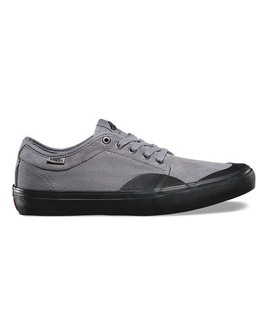 CHUKKA LOW PRO RUBBER GREY BLACK