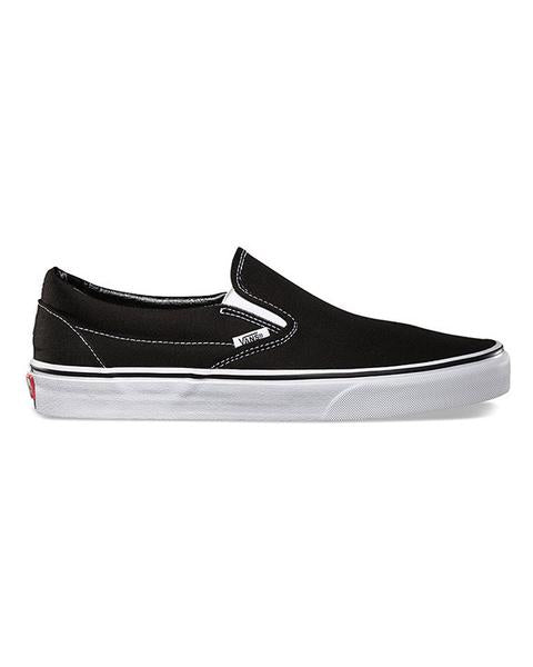 VANS CLASSIC SLIP-ON BLACK Shoes