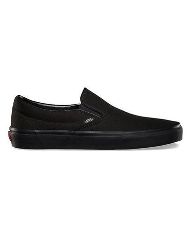 CLASSIC SLIP ON BLACK / BLACK
