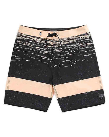 ERA BOARDSHORT 19 APRICOT ICE DARK WATER