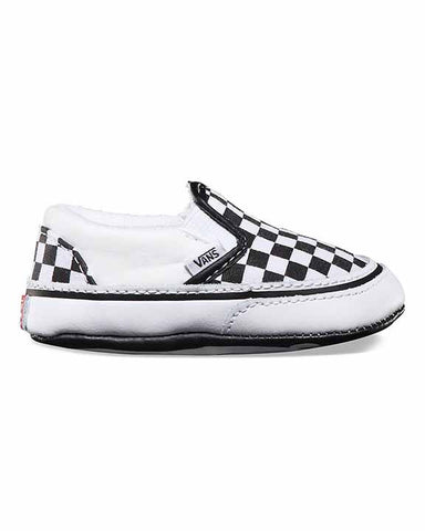 INFANT CLASSIC SLIP-ON CHECKERBOARD