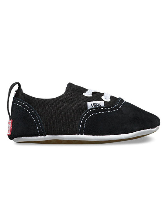 Souliers VANS INFANT ERA CRIB BLACK/TRUEWHITE