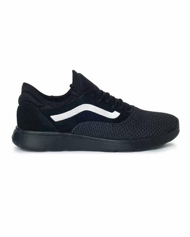 ISO ROUTE SUEDE KNIT BLACK ASPHALT