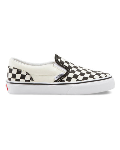 Y CLASSIC SLIP-ON CHECKERBOARD