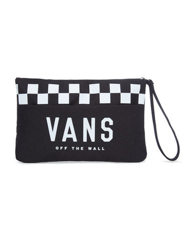 LOGO CLUTCH BLACK