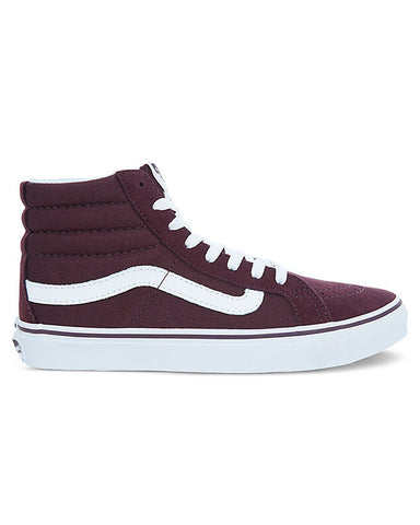SK8-HI SLIM IRON BROWN TRUE WHITE