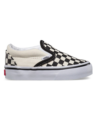 TODDLER CLASSIC SLIP-ON CHECKERBOARD