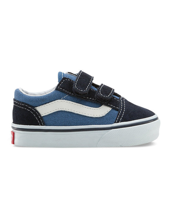 Souliers VANS TODDLER OLD SKOOL V NAVY