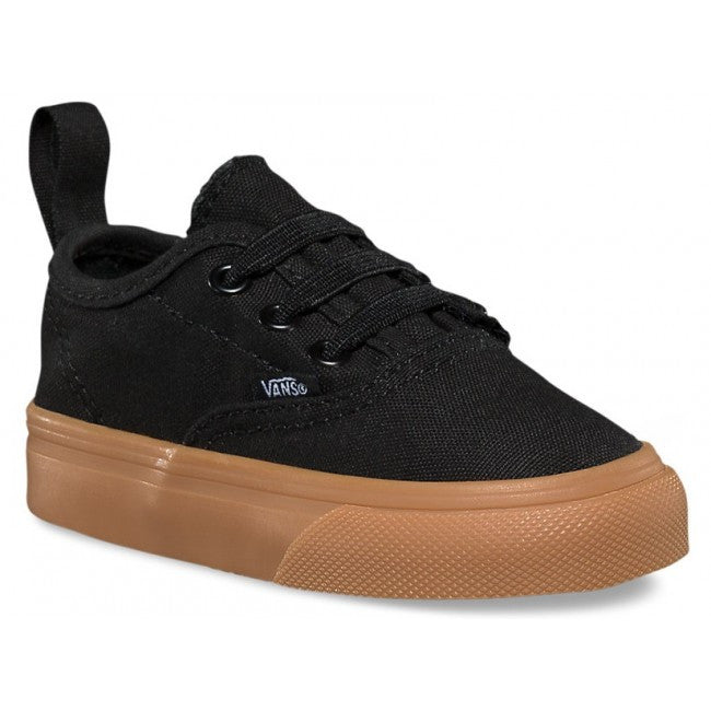 T AUTHENTIC V LACE BLACK GUM