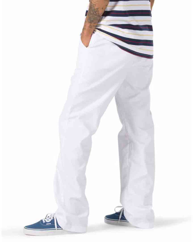 Pantalon VANS X BAKER AUTHENTIC CHINO PRO WHITE-BAKER