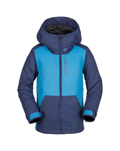 BIG BOYS  VERNON INSULATED JACKET BLUE