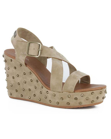 AIM HIGH SANDALS TAN