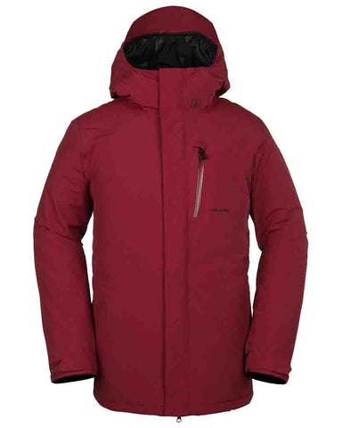 INSULATED GORE-TEX JACKET RED